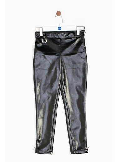 Patrizia Pepe Kız Çocuk Siyah Pantolon Siyah